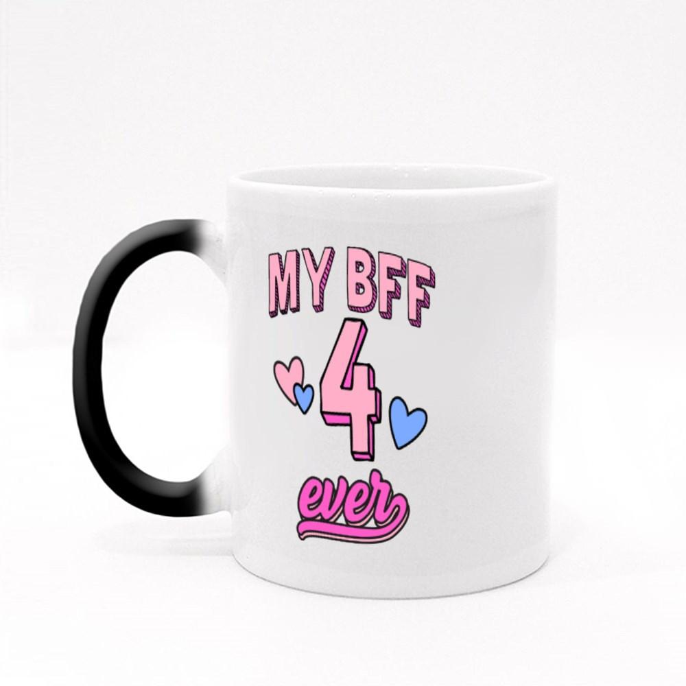 My Best Friend 4 Ever Magic Mugs