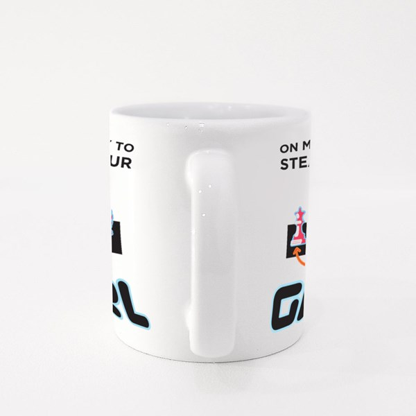 Beautiful Quotes of Chess Game Colour Mugs