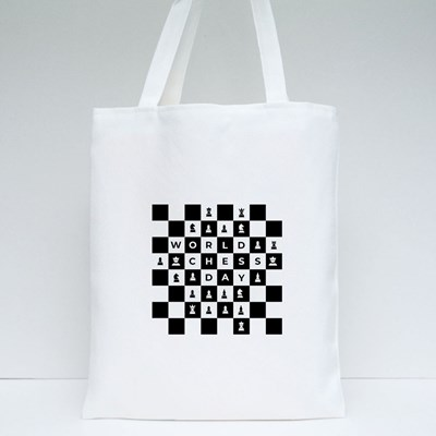 Chess Tournament, Match, Game Tote Bags