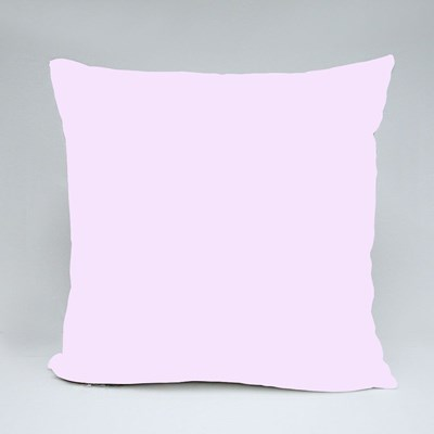 You Make My Heart Smile Lettering. Throw Pillows