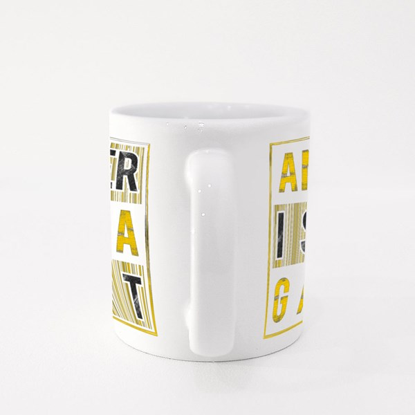 Anger Is a Gift Colour Mugs