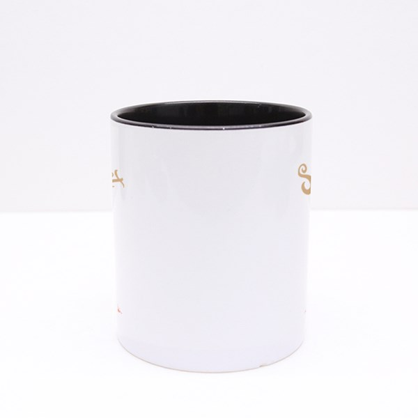 The Human Hands Protect Tree on Earth in Bright Colors Colour Mugs
