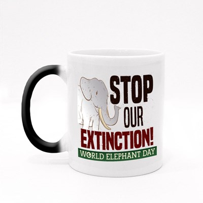 Stop Our Extinction! Magic Mugs