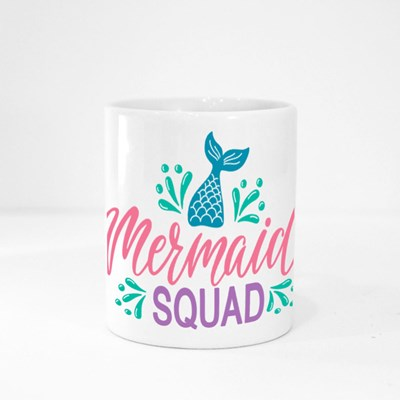 I'd Rather Be a Mermaid Magic Mugs