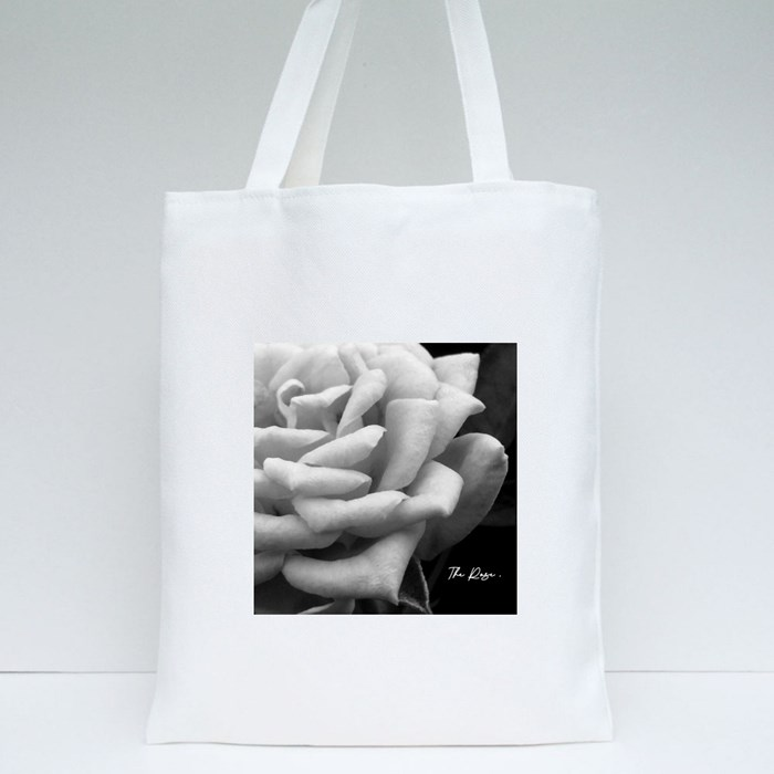 The Rose Tote Bags