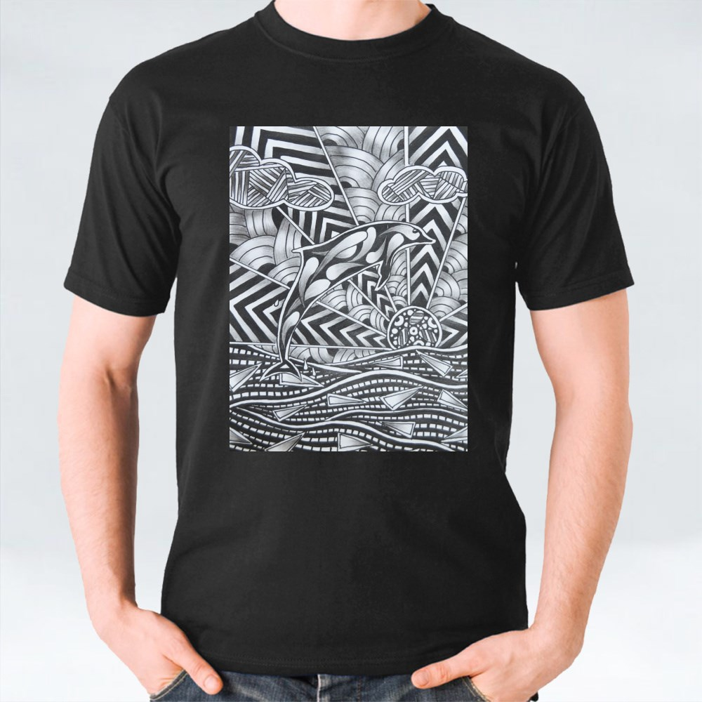 Zentangle 2 T-Shirts