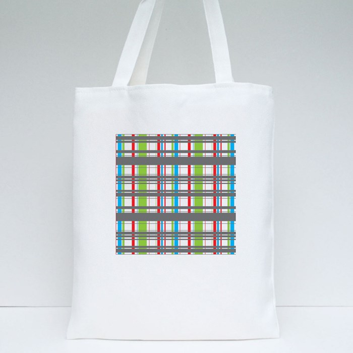 Pattern 006 Tote Bags