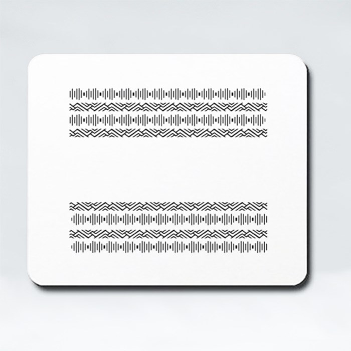Pattern 009 Mousepads (Rectangle)