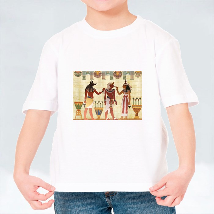 The Egypt 7 Kid Tshirt T-Shirts (Kid)