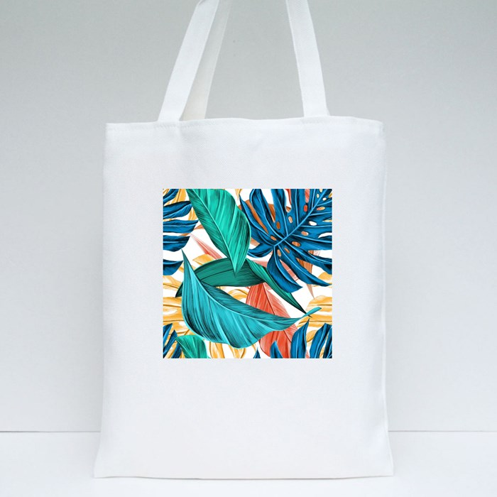 The Flower Tote Bag Tote Bags