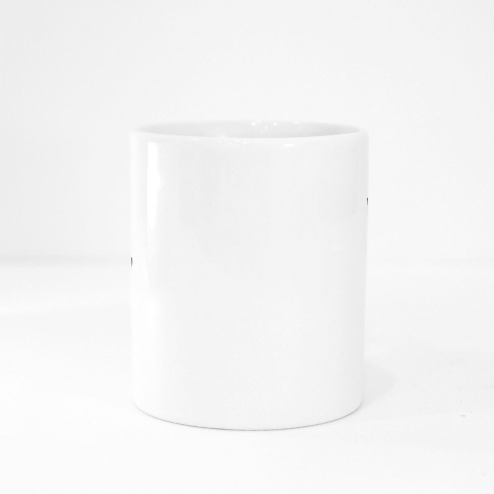 Unusual Portrait With Architectural Details on the Head Colour Mugs