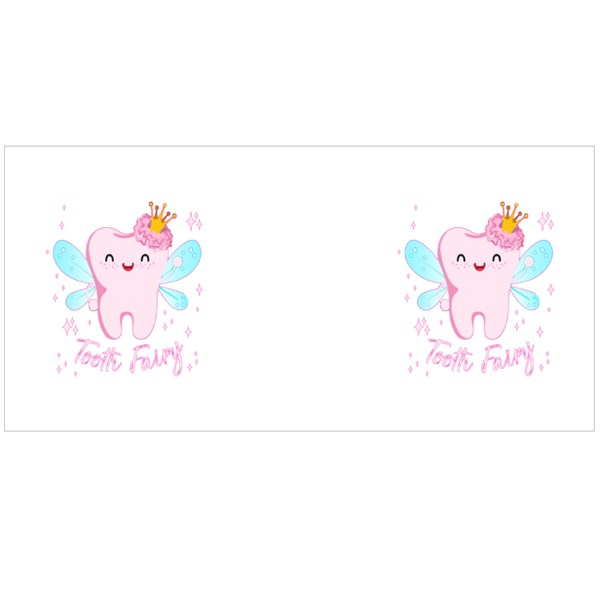 Cute Flying Tooth Fairy Colour Mugs