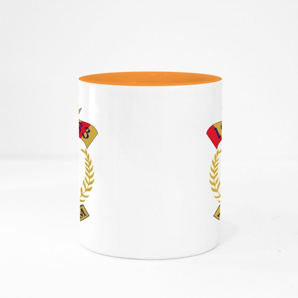 Polo Team Logo Badges Colour Mugs