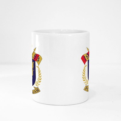 Polo Team Logo Badges Magic Mugs