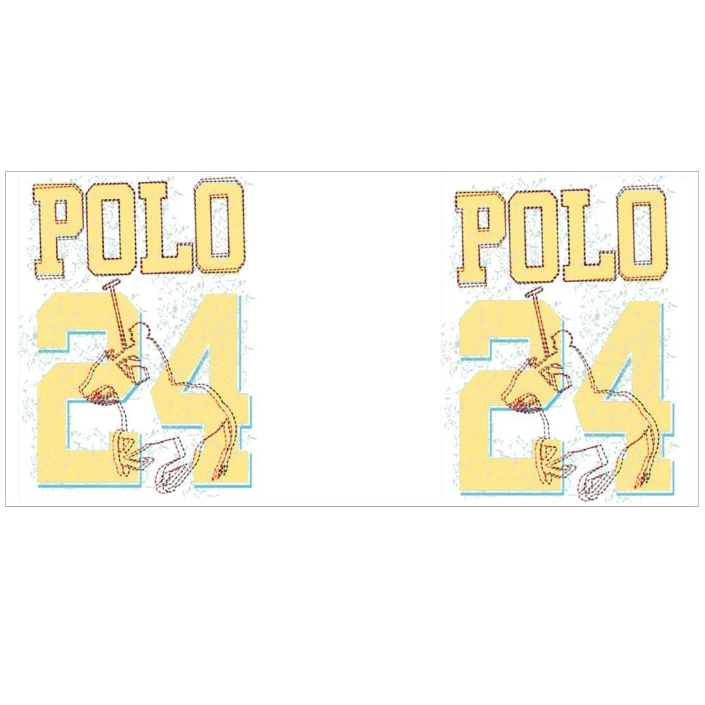 College Polo Player Vector Art Magic Mugs
