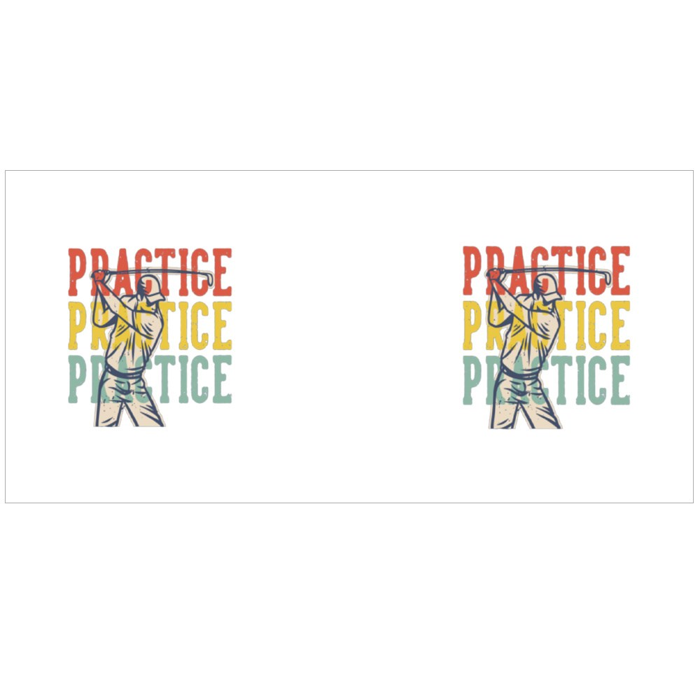 Practice Vintage Quote Slogan Typography With Illustration Colour Mugs