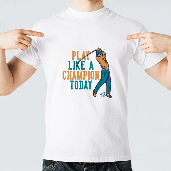Play Like a Champion Today T-Shirts