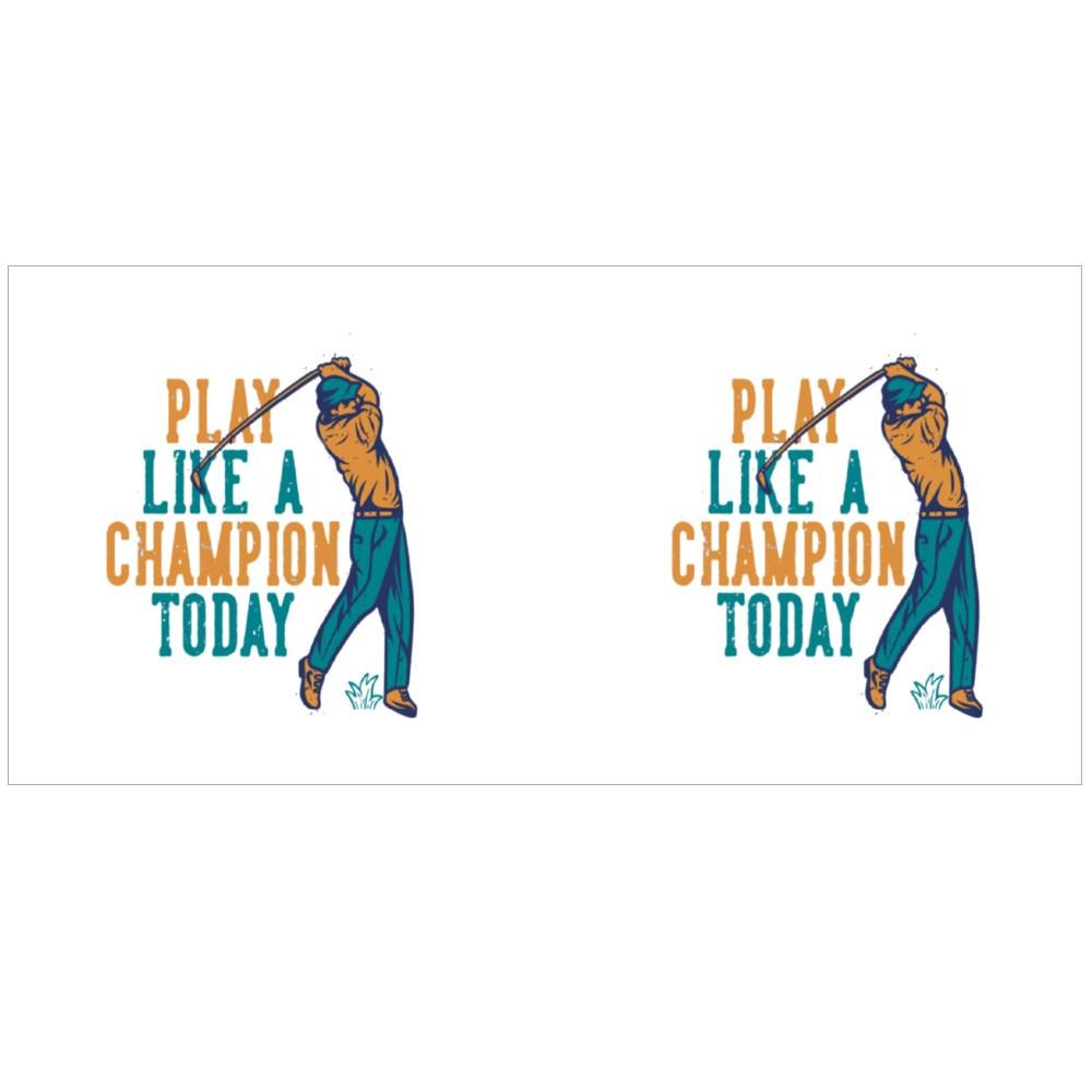 Play Like a Champion Today Magic Mugs