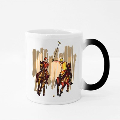 Polo Game Magic Mugs