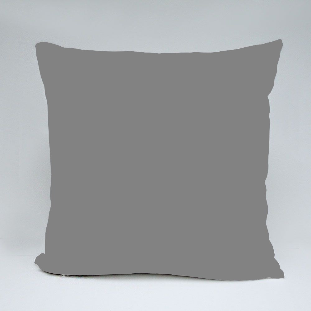Poster With Horses Throw Pillows