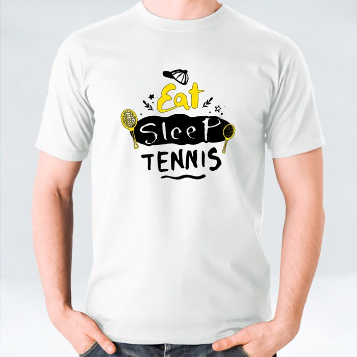 Eat Sleep Tennis T-Shirts
