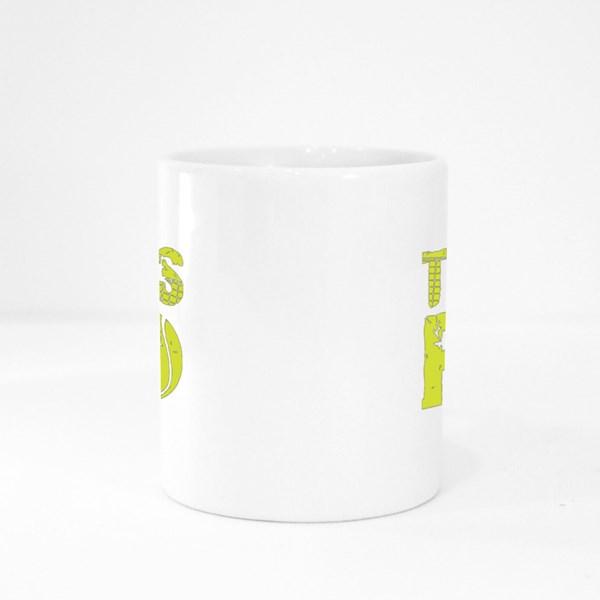 Tennis Pro Player Colour Mugs
