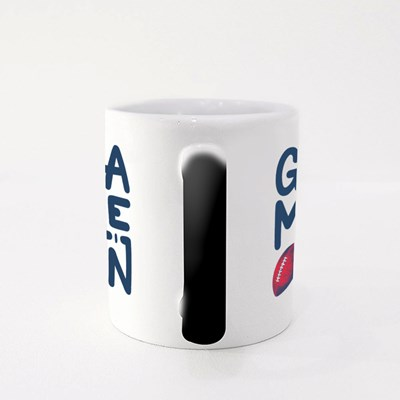American Football Game On Magic Mugs