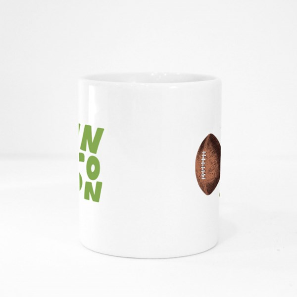Rugby Pain Season Colour Mugs