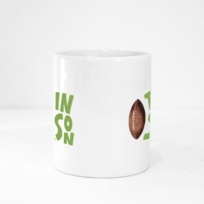 Rugby Pain Season Magic Mugs