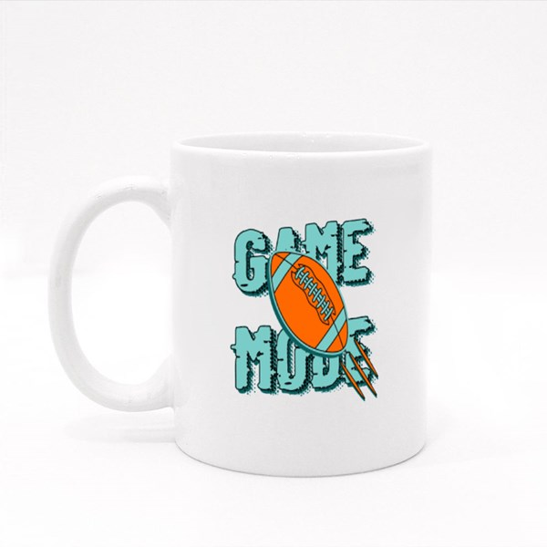 Rugby Game Mode Colour Mugs