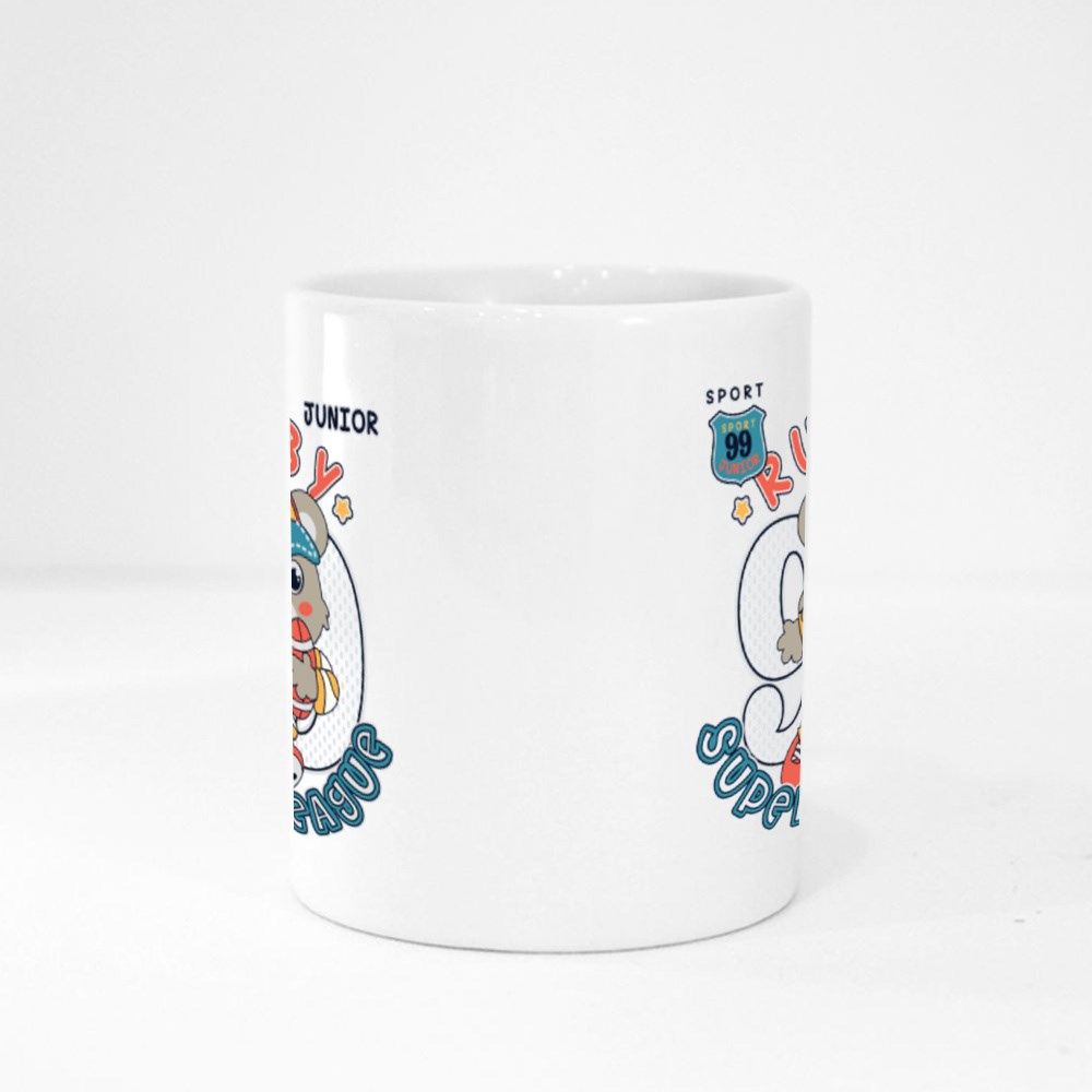 Junior Rugby Super League Magic Mugs