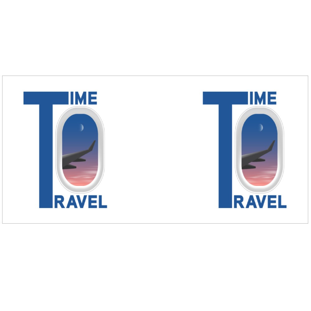 Time to Travels Colour Mugs