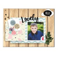 Lovely Greeting Card