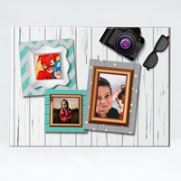 Photo Frames With Camera