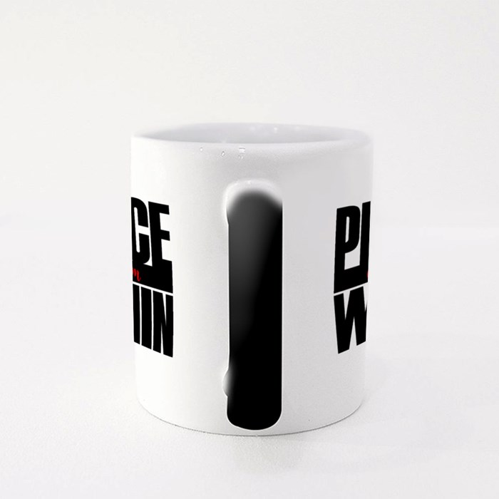 Peace Comes from Within Magic Mugs