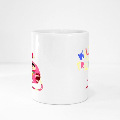 Being Wild and Free Magic Mugs
