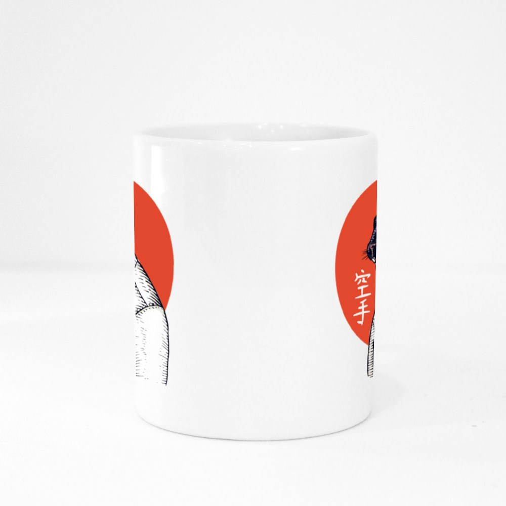 Panther of the Rising Sun Colour Mugs