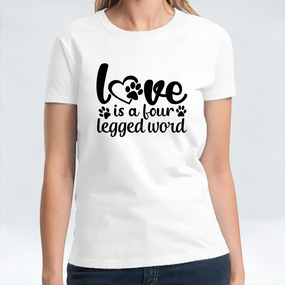 Dog Quotes or Sayings for Dog Lovers T-Shirts