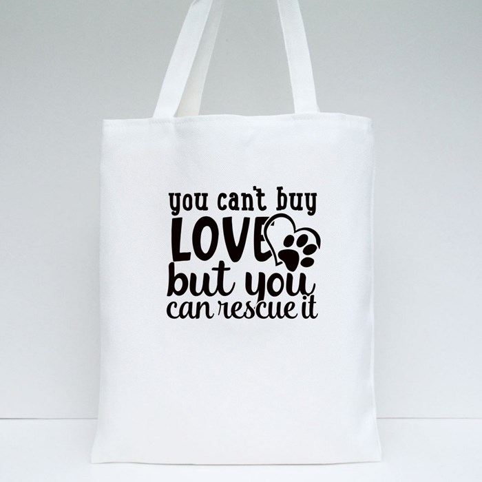 Dog Quotes or Sayings for Dog Lovers Tote Bags