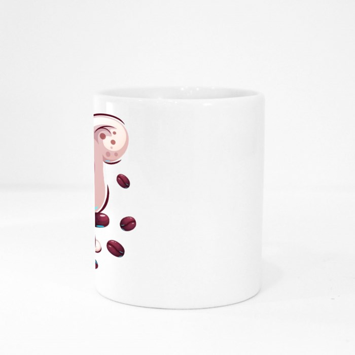 Cute Panda for Panda Lovers Colour Mugs