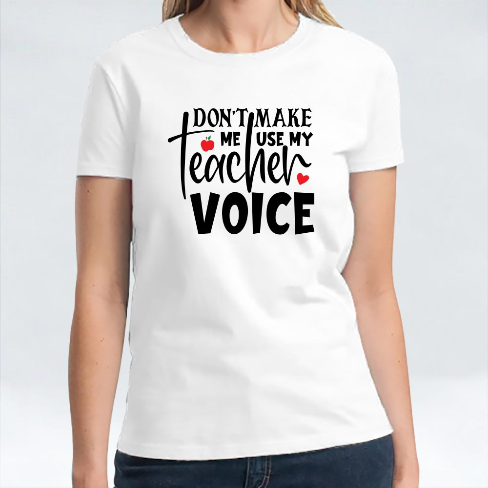 Teacher Sayings/Quotes | Gift for Teachers T-Shirts