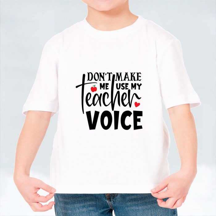 Teacher Sayings/Quotes | Gift for Teachers T-Shirts (Kid)