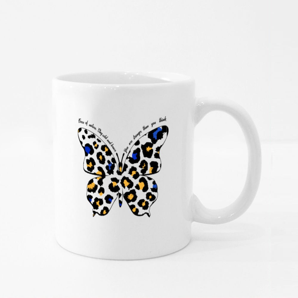 You're Stronger Than You Think Colour Mugs