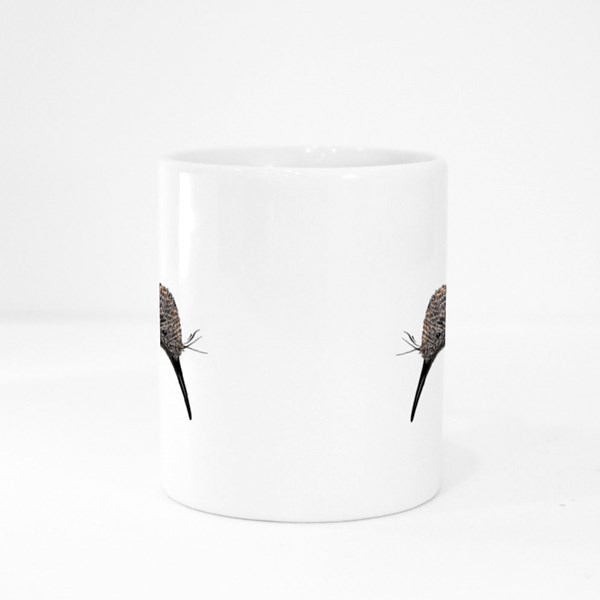 New Zealand Kiwi Bird Colour Mugs