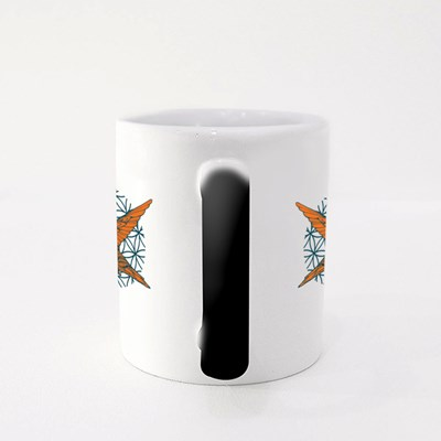 Zentagle Sacred Hummingbird Magic Mugs