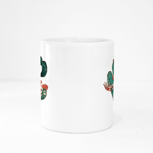 Free Spirit Leopard Colour Mugs