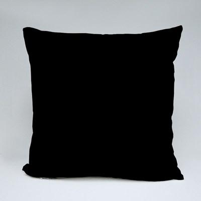 Leopard Black and White Paw Throw Pillows