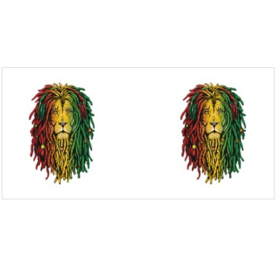Rastafarian Reggae Lion Magic Mugs