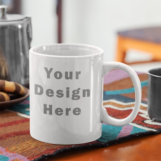 Colour Mugs Printing
