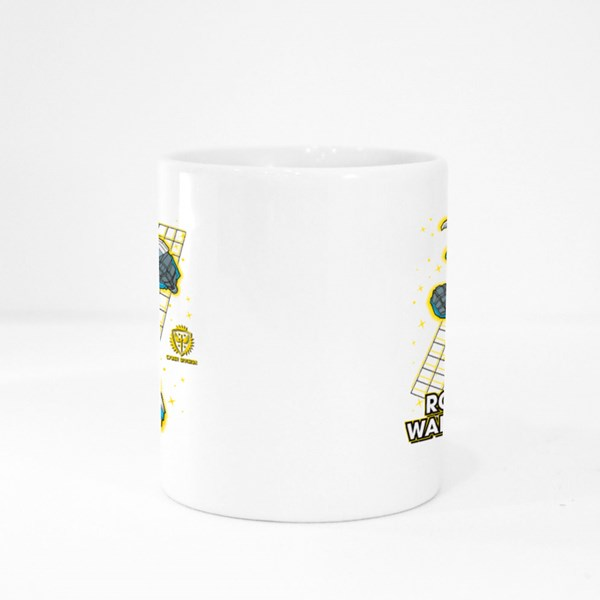 Robot Warrior Cyber Division Colour Mugs